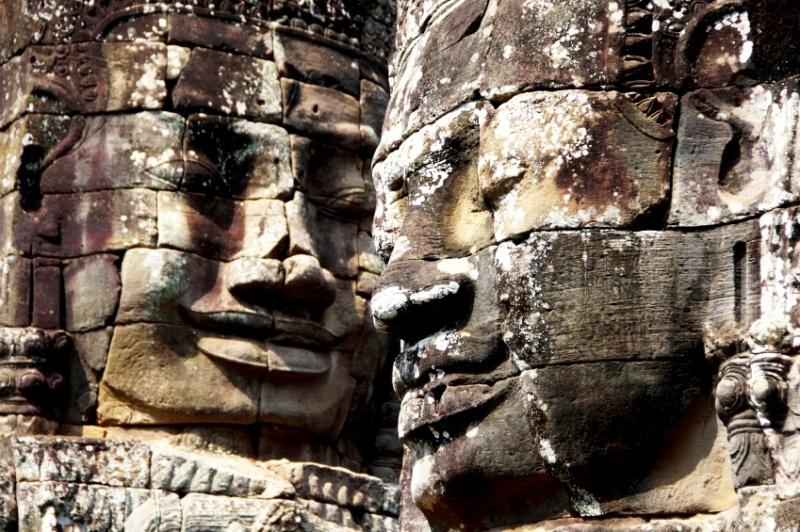 Reizen Cambodja