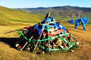 Bouwstenen mongolie