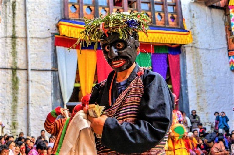 Rondreizen en festivalreizen Bhutan met NativeTravel