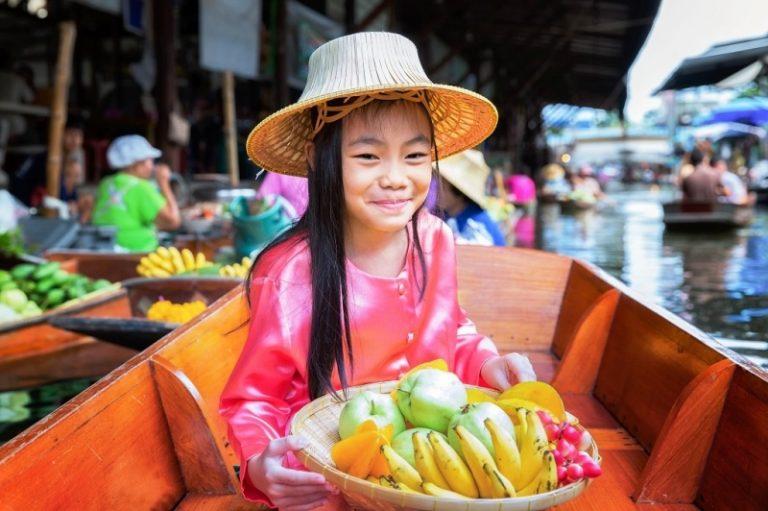 Familiereizen Thailand met NativeTravel