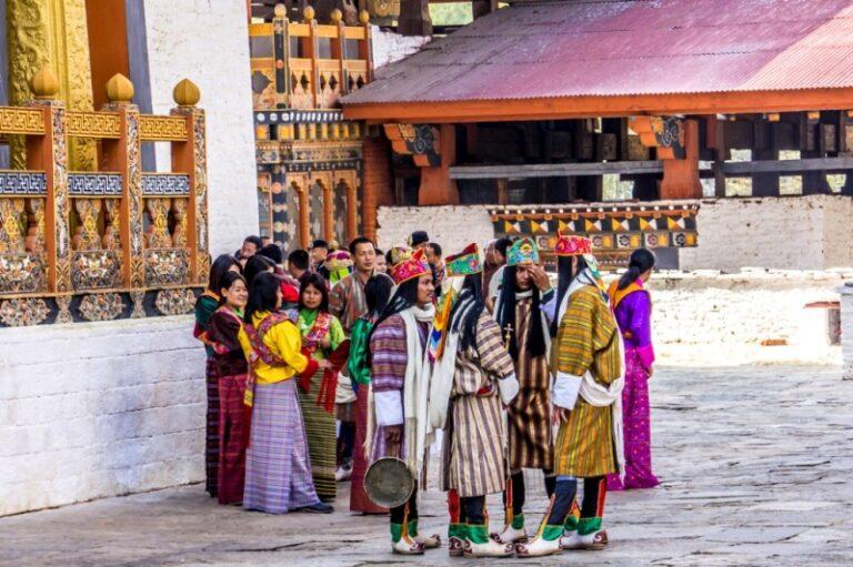 Groepsreis Bhutan met NativeTravel