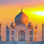 Rondreis India met Taj Mahal