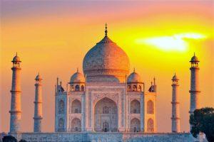 Rondreis India met Taj Mahal