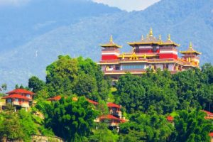 Klooster Nepal met NativeTravel.nl